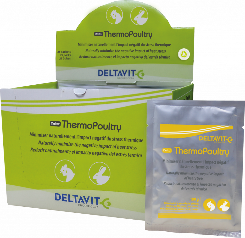 Produit ThermoPoultry volaille